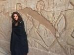 Parineeti Chopra walks like an Egyptian