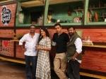 Imran Khan joins Mini Mathur on The Mini Truck