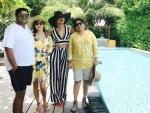 Priyanka Chopra enjoys vacation, shares images on social media