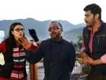 Arjun, Parineeti shoot at Indo-Nepal border