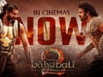 Baahubali2 earns massive Rs 121 crores on opening day