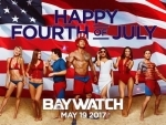 Baywatch releases in India today