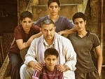 Dangal peaks at number one in China