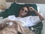 When bold Esha Gupta turns funny and stylish in hospital