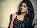 Huma Qureshi trains hard, shares video