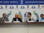 Counsel General of Canada Jordan Reeves talks about Meditation Park at IFFI 2017