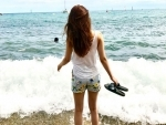 Vacation in Spain: Kriti Sanon enjoys her time in beach, shares image on Instagram