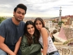 Kriti Sanon in love with Spain, shares picture on social media