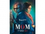 New 'Mom' posters unveiled, feature Sridevi