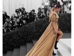 Priyanka Chopra makes her debut at Met Gala in coat gown