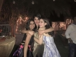 Shruti's birthday celebrations in Chennai