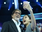 Taapsee Pannu and Big B, Pink actors come in one frame
