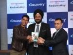 Discovery collaborates with Maruti Suzuki to celebrate journey across 29 states