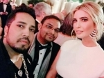 Indian singer Mika Singh attends Donald Trump's pre-inauguration dinner