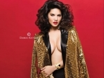 Sunny shares her picture from Daboo Ratnani's calendar