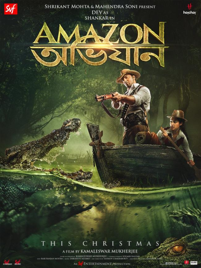 Arijit Singh lends his voice to Amazon Obhijaan's first track 'Chol Naa Jai'