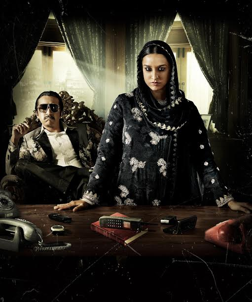 'Haseena' shooting wrapped up by Shraddha Kapoor, Siddhanth Kapoor