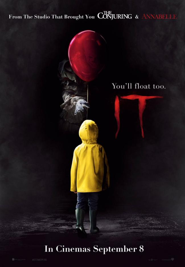 Horror movie It to release in India on Sept 8