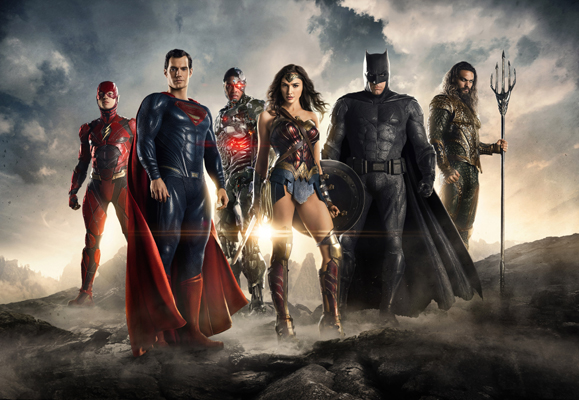 'Justice League' all set to storm into action in India on Nov 17 by Warner Bros. Pictures