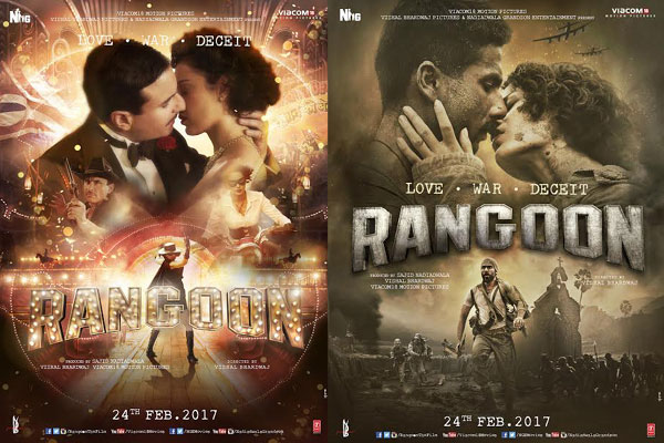 Rangoon makers releases song 'Tippa'