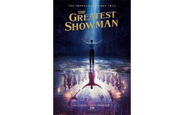 The Greatest Showman poster released