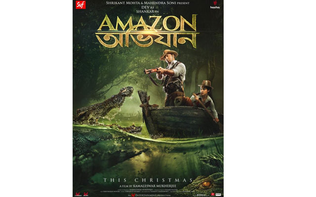Amazon Obhijaan collects Rs. 5.5 crores in first week