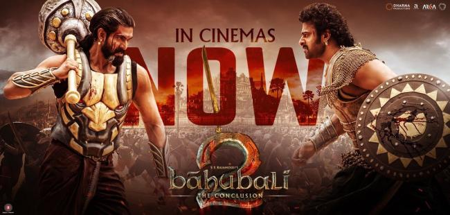 Baahubali 2: The Conclusion: S.S. Rajamouli thanks fans for supporting his movie
