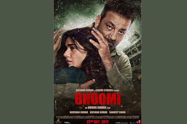 Sanjay Dutt's Bhoomi releases