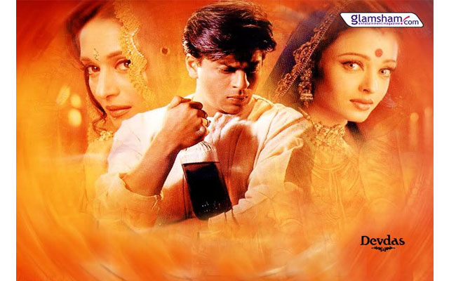 It was lovely to watch Madhuri perform in Devdas: SRK