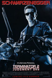 Terminator 2 to release in 3D on Aug 25