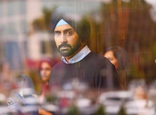 First look of Abhishek Bachchan's Manmarziyan releases