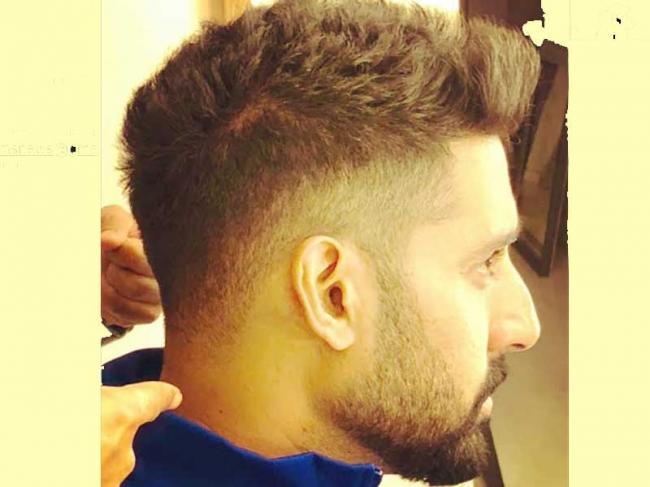 Abhishek Bachchab Sports New Hairstyle Indiablooms First Portal