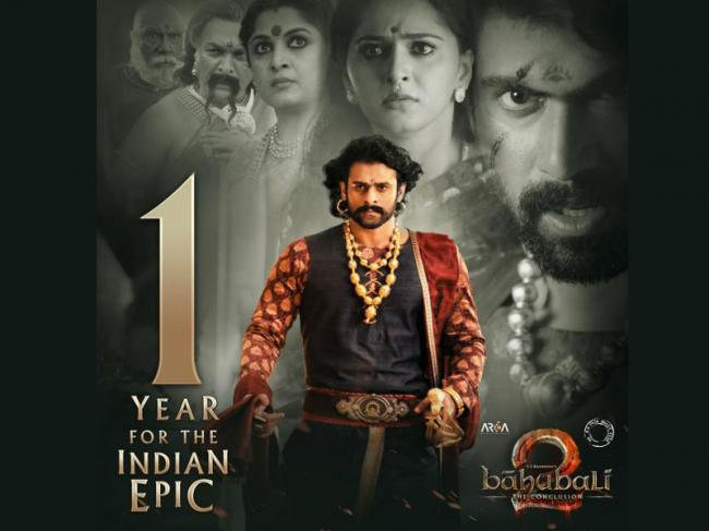 Baahubali 2 collects 63 19 cr till Tuesday at Chinese box
