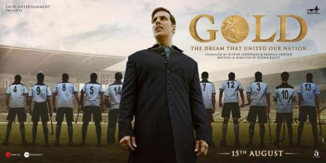 Gold box office collection: Akshay Kumar starrer film inches towards Rs 100 cr club