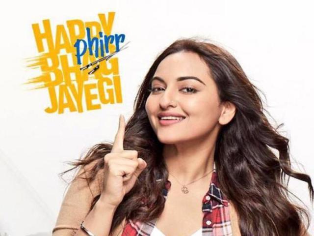 Happy Phirr Bhag Jayegi collects Rs 16.92 crore