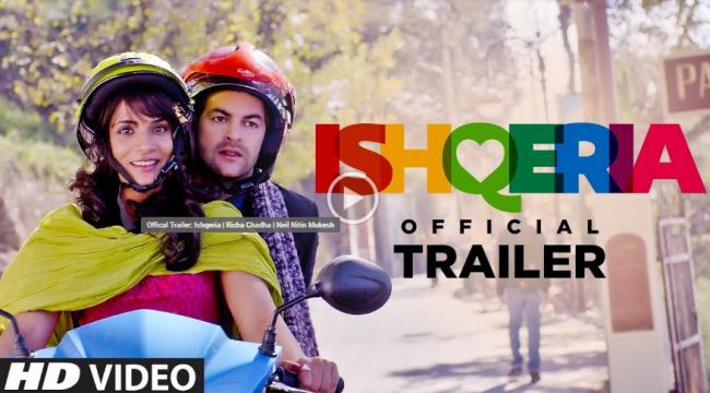 Makers release Ishqeria trailer, new poster of the movie