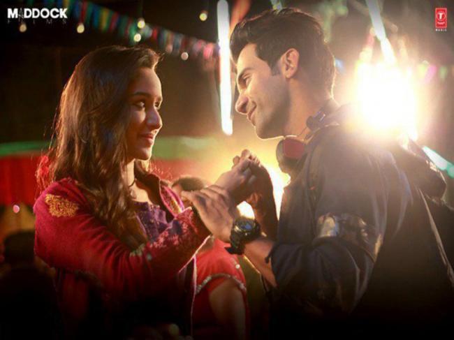 Actors Rajkummar Rao and Shraddha Kapoor's Stree hits silver screen today