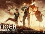 Salman Khan's Tiger Zinda Hai earns 337.56 crores at BO till Monday