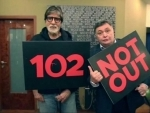 Big B, Rishi Kapoor pair up in 102 Not Out after 27 years