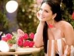 Sunny Leone posts gorgeous image of herself on social media to wish fans on Valentine's Day