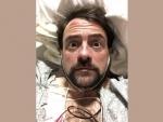 Filmmaker Kevin Smith survives massive heart attack