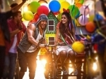 Tiger Shroff-Disha Patani recreate college romance in O Saathi song of Baaghi 2
