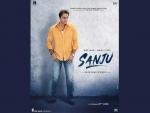 Makers release Munnabhai poster from Sanju