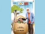 102 Not Out collects 19.85 cr at box office till Monday