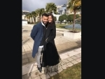 Sonam Kapoor shares picture with 'dapper husband' Anand Ahuja on social media
