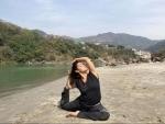 Riya Sen inspires fans with her yoga images