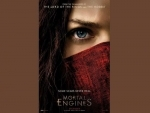 Makers release new Mortal Engines poster