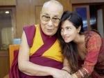 Riya Sen gets inspiration from Dalai Lama, shares picture on social media