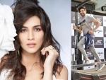 Kriti Sanon, Kartik Aaryan unite for Luka Chuppi