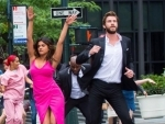 Priyanka Chopra spotted dancing on NYC street for Isn't It Romantic